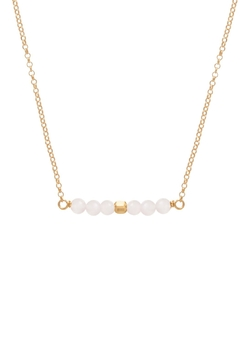 Shoptiques Product: Quartz Bead Necklace