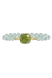 Jaimie Nicole Quartz Green Bracelet - Product Mini Image