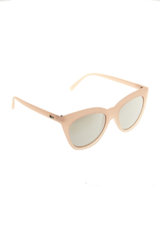 Quay Australia Isabell Pink Sunglasses - Product Mini Image
