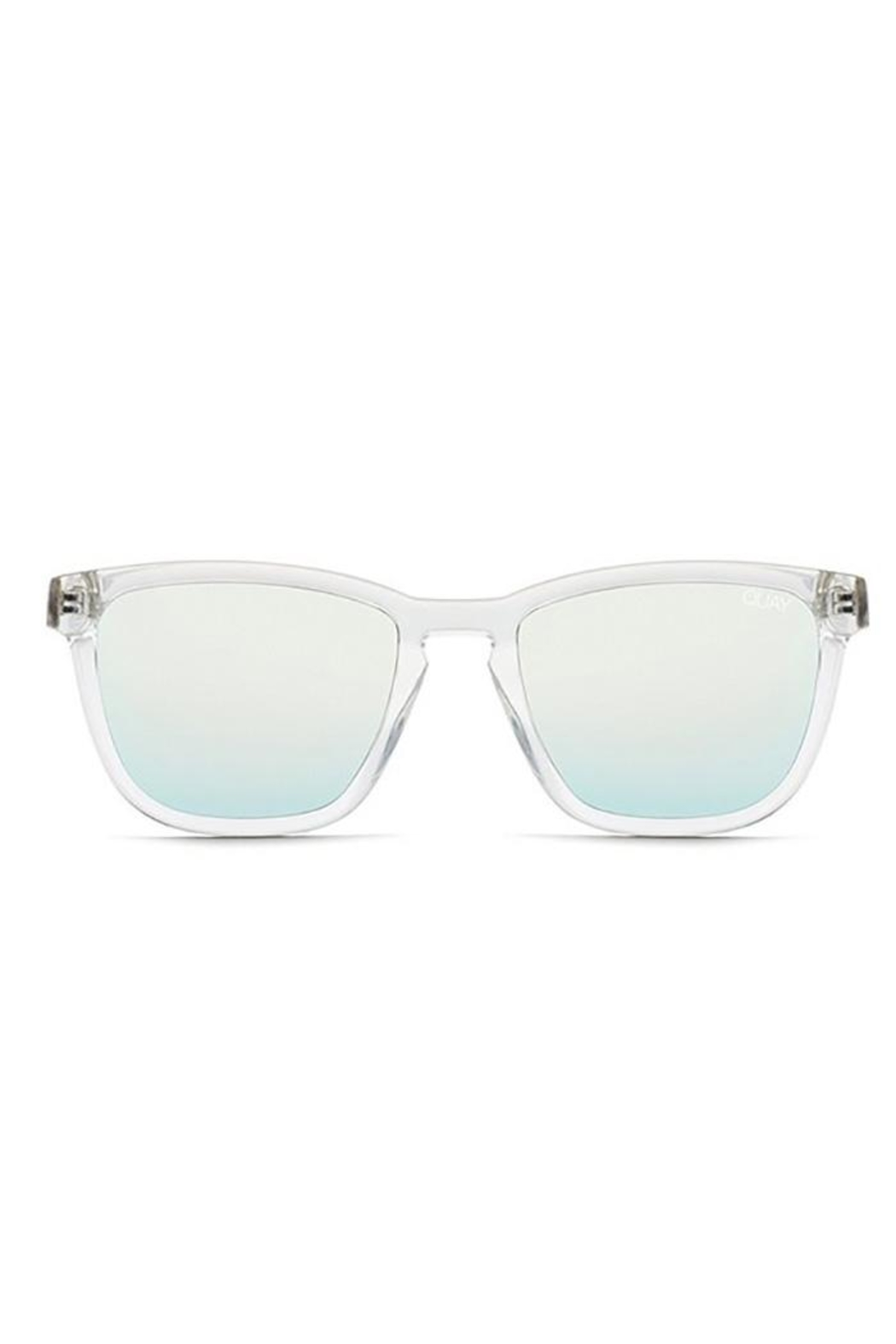 Quay Australia Quay Hardwire Sunglasses - Front Cropped Image