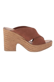 Chinese Laundry Quay Heeled Espadrille - Front full body