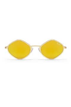 Shoptiques Product: Purple Honey Sunglasses