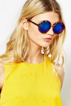 Shoptiques Product: Smoke In Mirrors Sunglasses