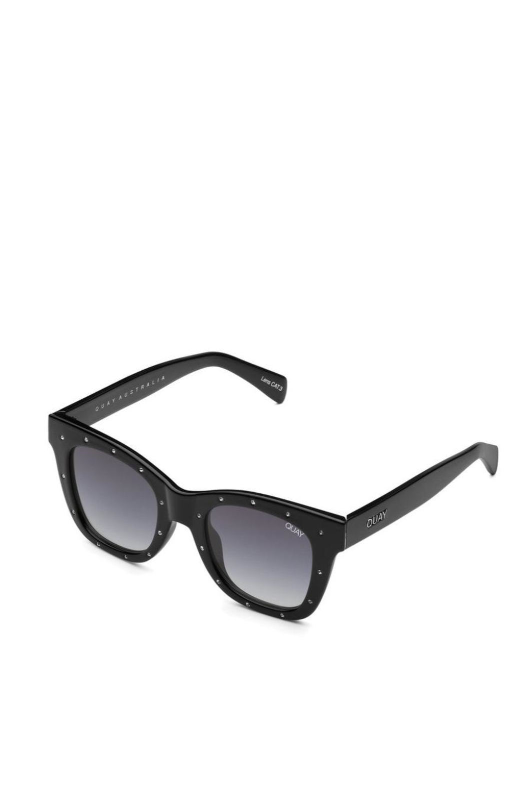 Quay Australia After Hours Sunnies - Front Full Image