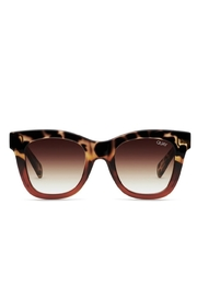 Quay Australia After Hours Sunnies - Front cropped