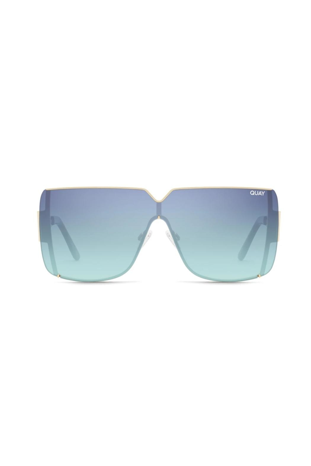 Quay Australia Bank Roll Sunglasses - Main Image