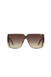 Quay Australia Bank Roll Sunglasses - Front cropped
