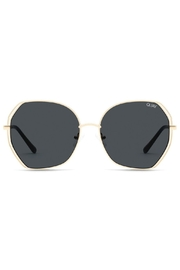Quay Australia Big Love Sunnies - Front cropped