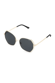 Quay Australia Big Love Sunnies - Front full body