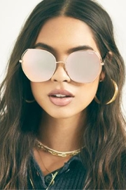 Quay Australia Big Love Sunnies - Side cropped