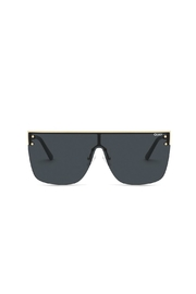 Quay Australia Blocked Sunglasses - Product Mini Image