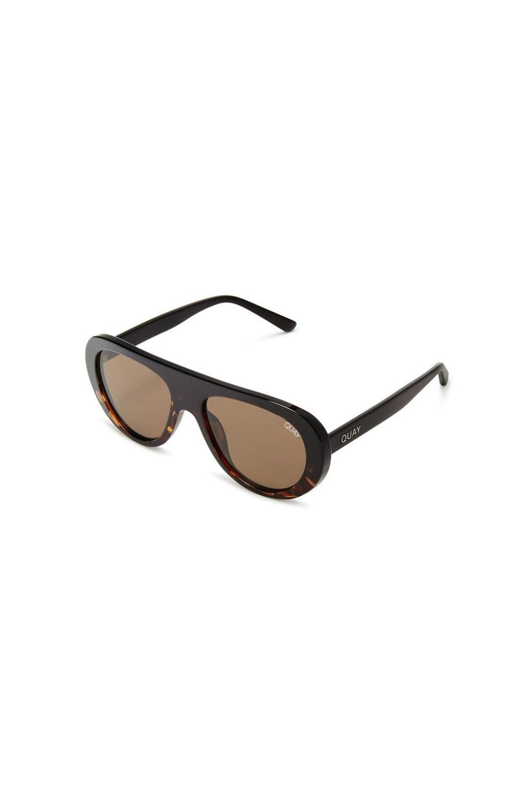 Quay Australia Bold Moves Sunnies - Front Full Image
