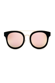 Quay Australia Pink Brooklyn Sunglasses - Product Mini Image