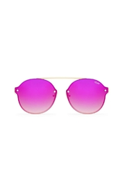 Quay Australia Camden Height's Sunglasses - Front cropped