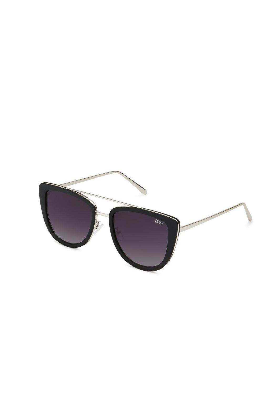 Quay Australia French Kiss Sunglasses - Front Full Image