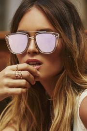 Quay Australia French Kiss Sunnies - Back cropped