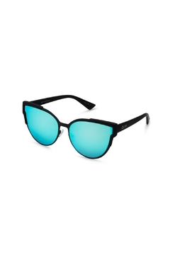 Shoptiques Product: Game On Black Sunnies