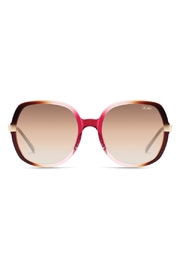 Quay Australia Gold Dust Sunnies - Front cropped
