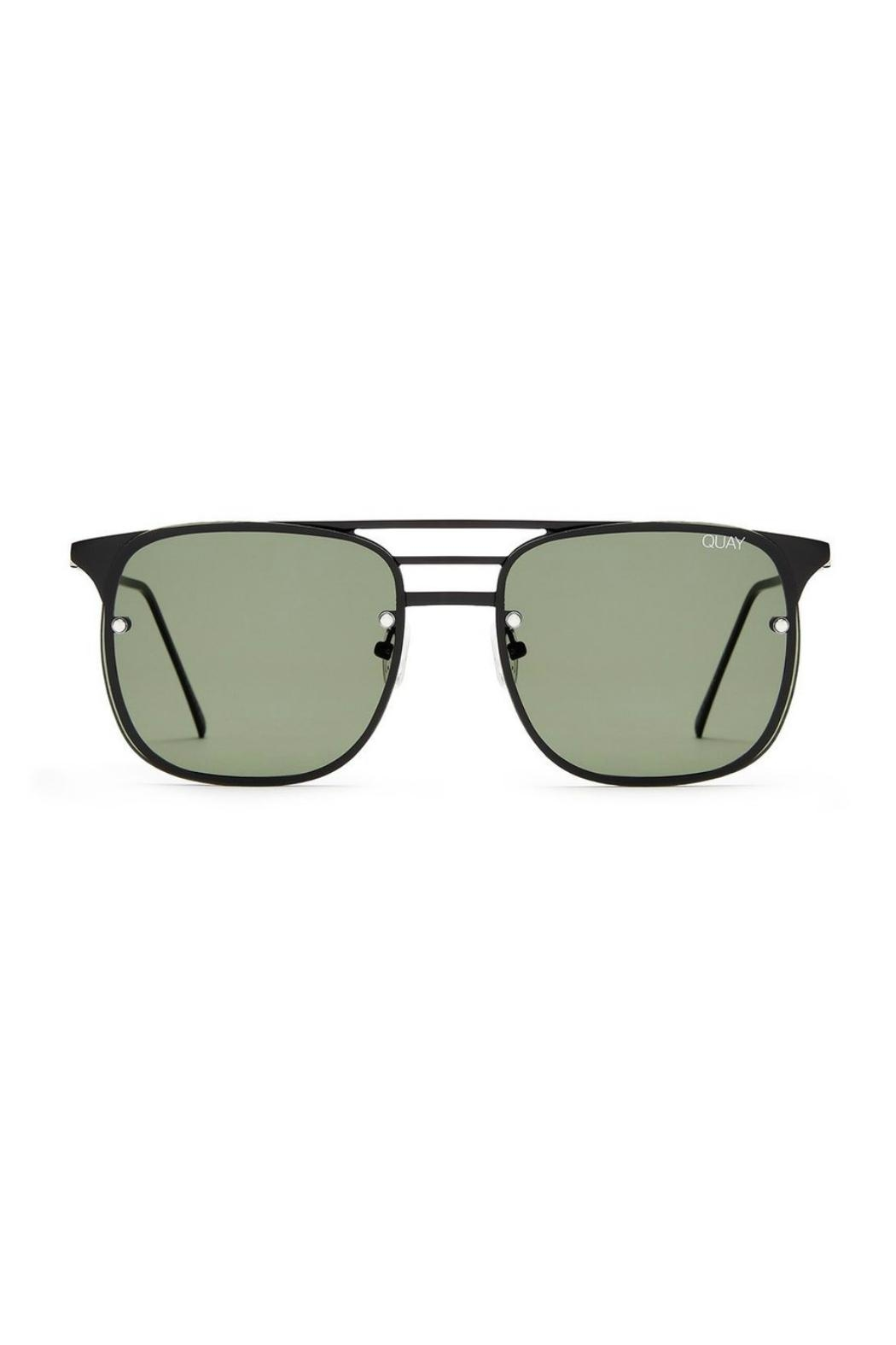 Quay Australia Hendrix Sunglasses - Front Cropped Image