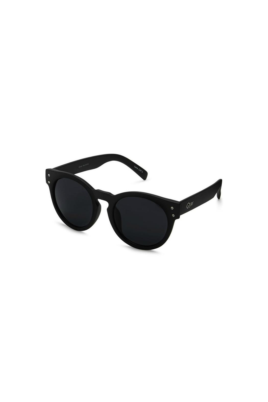 Quay Australia High Emotion Sunglasses - Front Full Image
