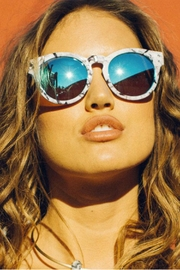Quay Australia High Emotion Sunglasses - Back cropped