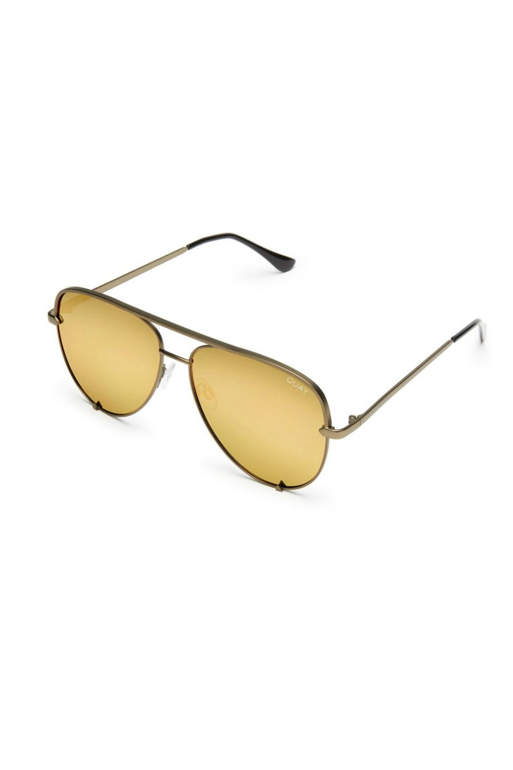 3df07bf6cb Quay Australia High Key Sunnies from Texas by POE and Arrows