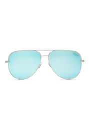 Quay Australia High Key Sunnies - Front cropped