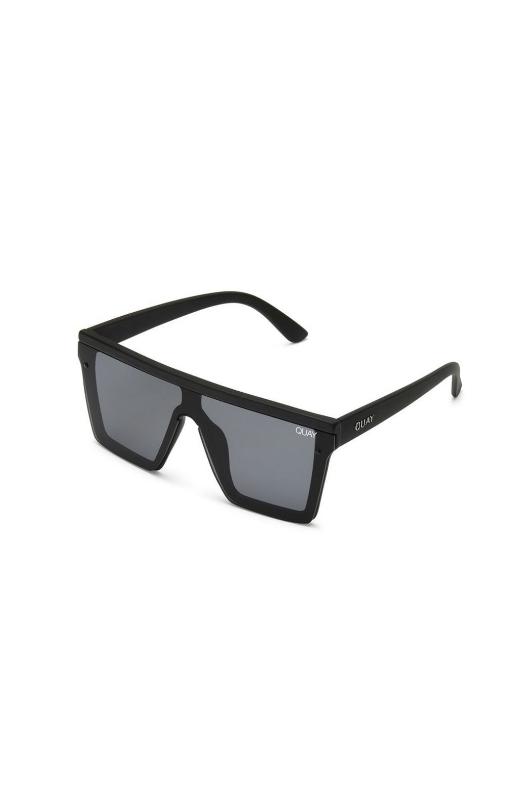 Quay Australia Hindsight Sunglasses - Front Full Image