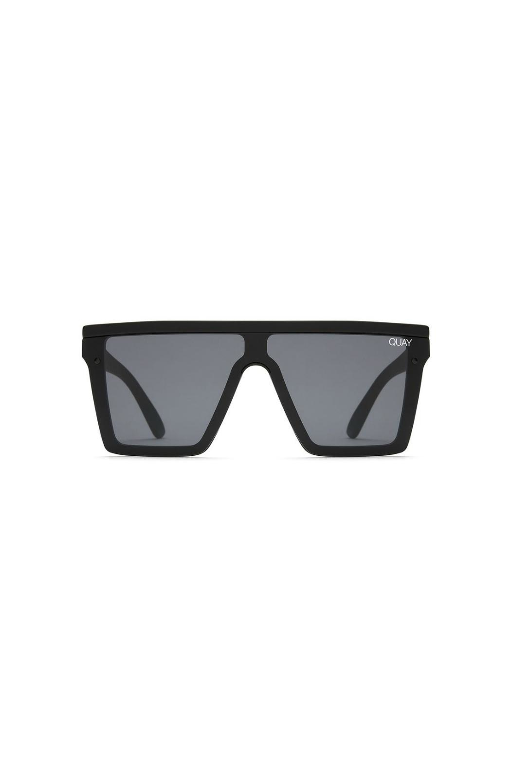 Quay Australia Hindsight Sunglasses - Front Cropped Image