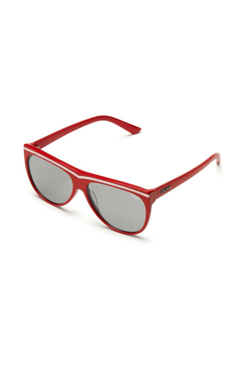 Quay Australia Hollywood Nights Sunglasses - Front Full Image
