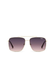 Quay Australia Hot Take Sunnies - Front cropped