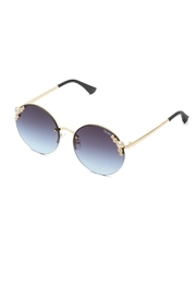 Quay Australia I'm Rich Quay-Sunnies - Front full body