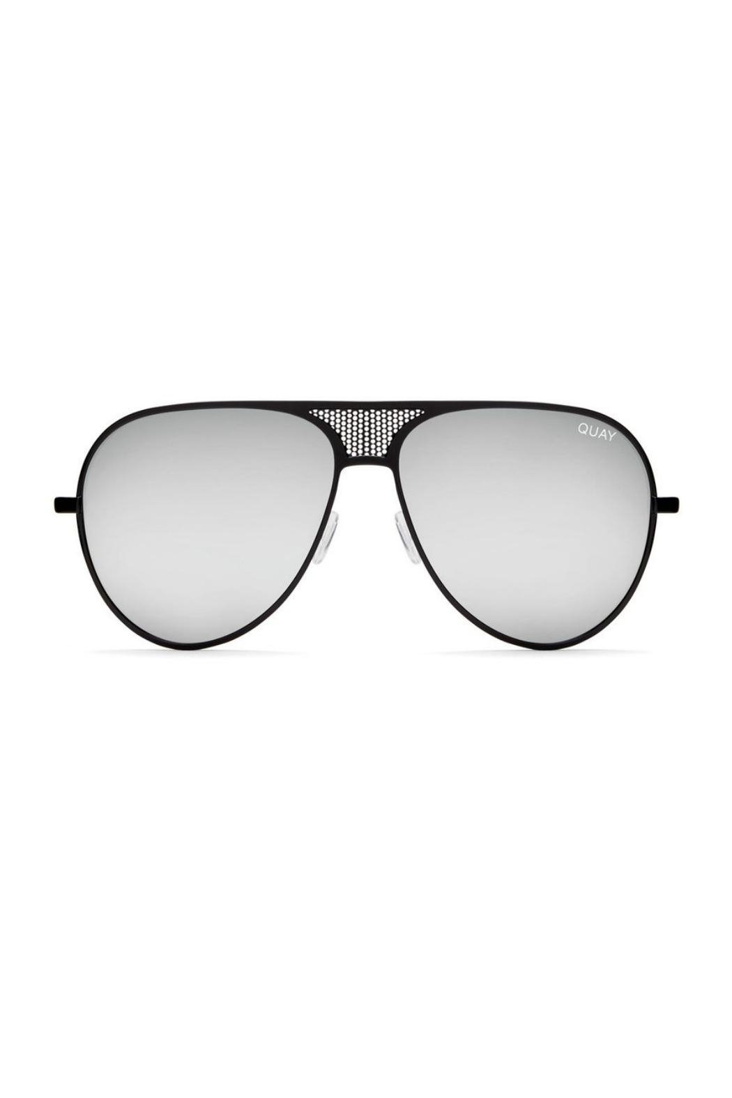 Quay Australia Iconic Quayxkylie Sunnies - Front Cropped Image