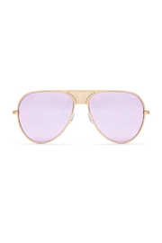 Quay Australia Iconic Quayxkylie Sunnies - Front cropped