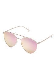 Quay Australia Indio Sunglasses - Front full body