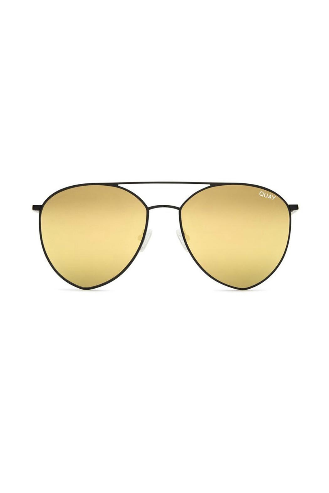 Quay Australia Indio Sunnies - Front Cropped Image