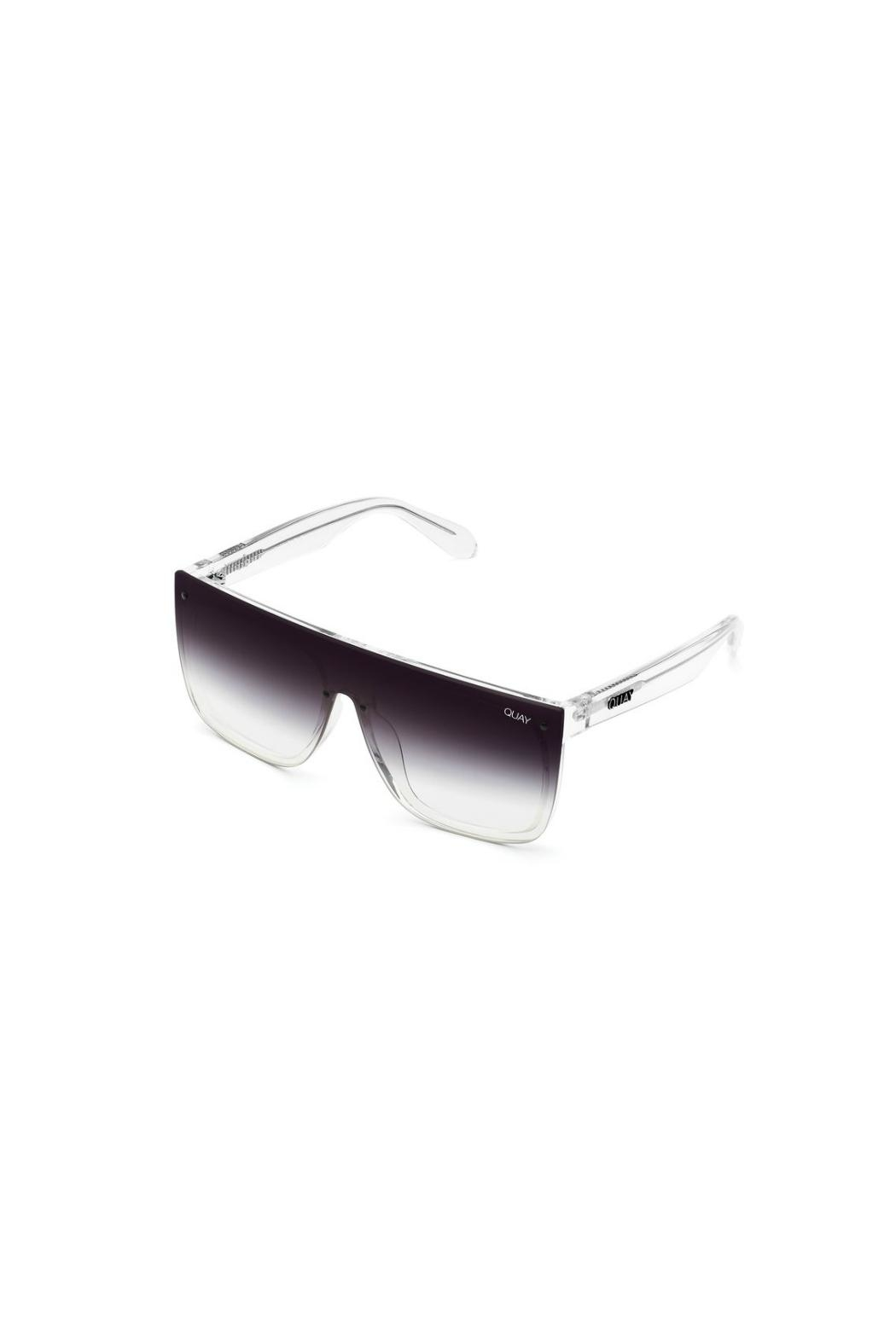 Quay Australia Jaded Fade Sunglasses - Front Full Image