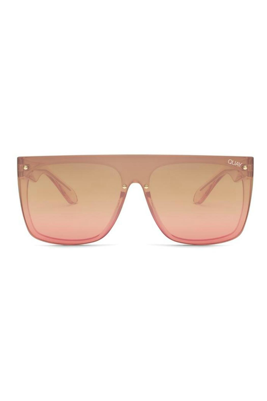 Quay Australia Jaded Quay Sunnies - Front Cropped Image