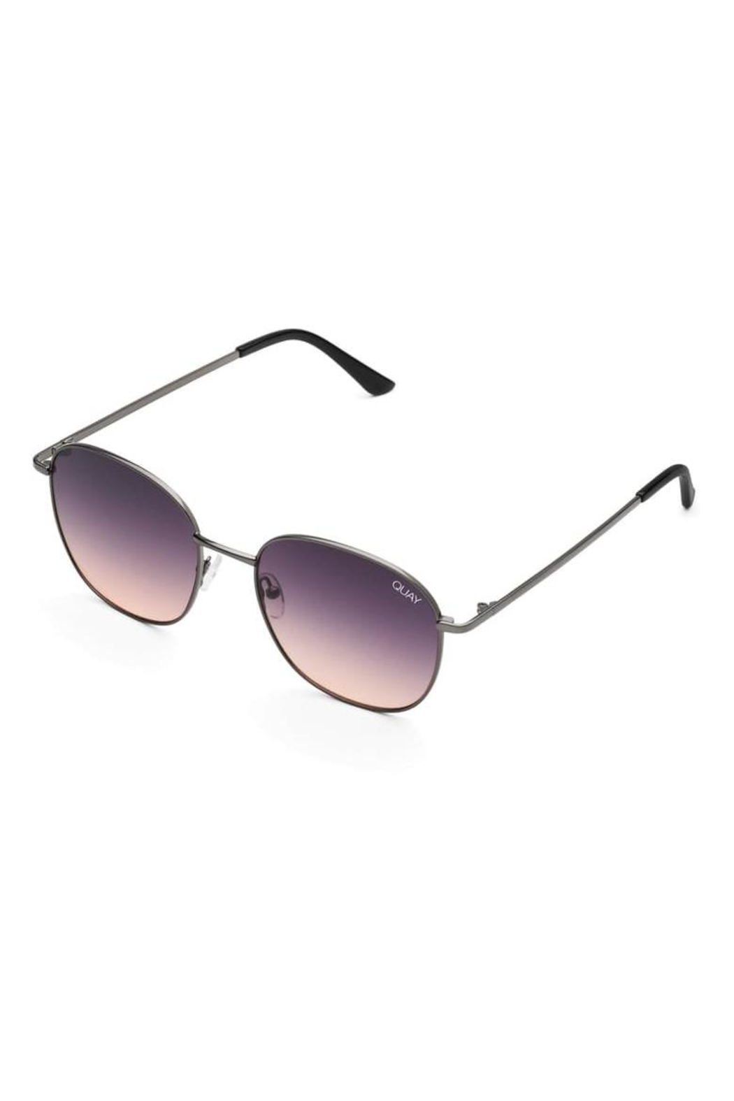 Quay Australia Jezabell Sunnies - Front Full Image