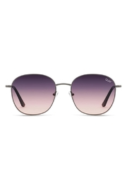 Quay Australia Jezabell Sunnies - Front cropped