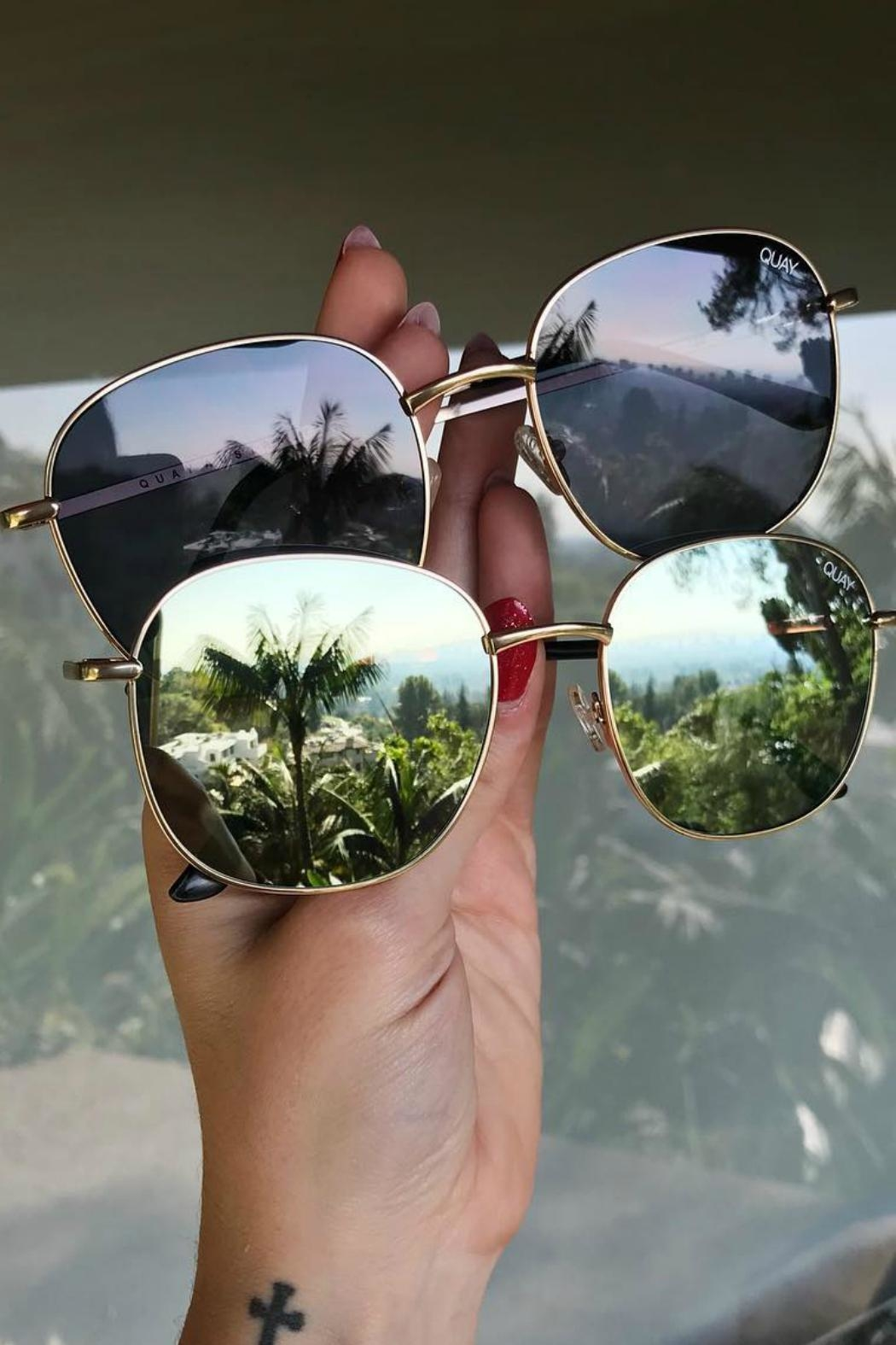 0d4af5b222 Quay Australia Jezabell Sunnies from Texas by POE and Arrows ...