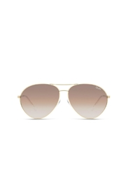 Quay Australia Just Sayin' Sunglasses - Front cropped