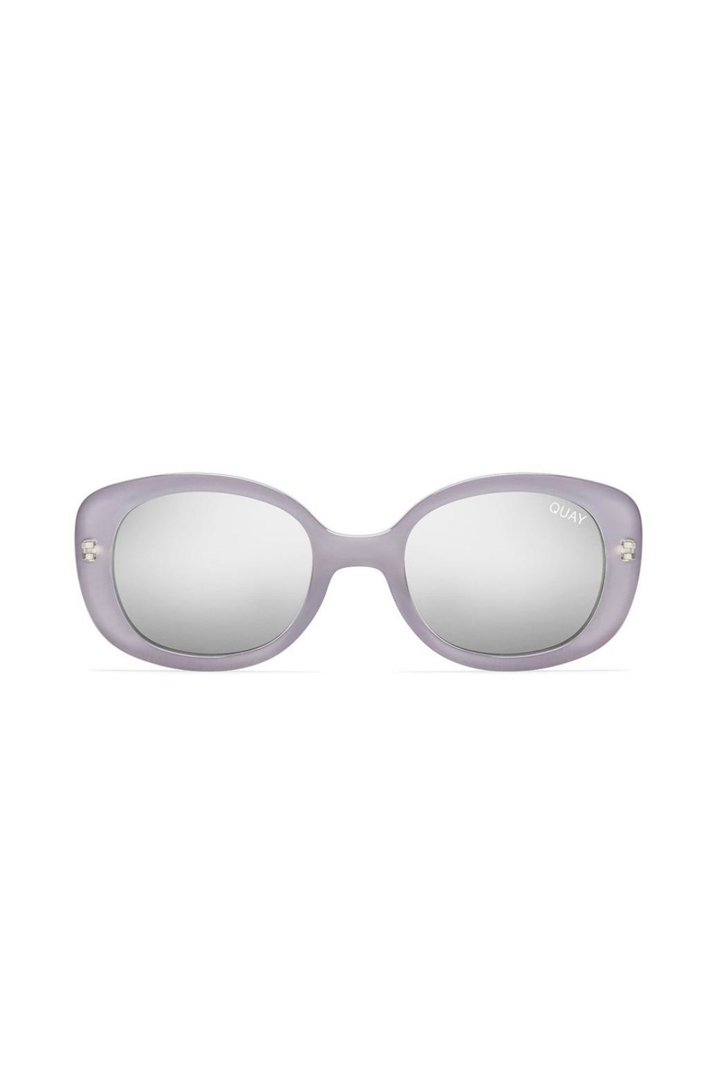 Quay Australia Lulu Sunnies - Front Cropped Image