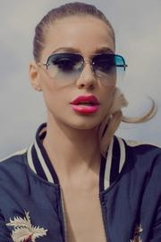 Quay Australia Muse Fade Sunnies - Side cropped