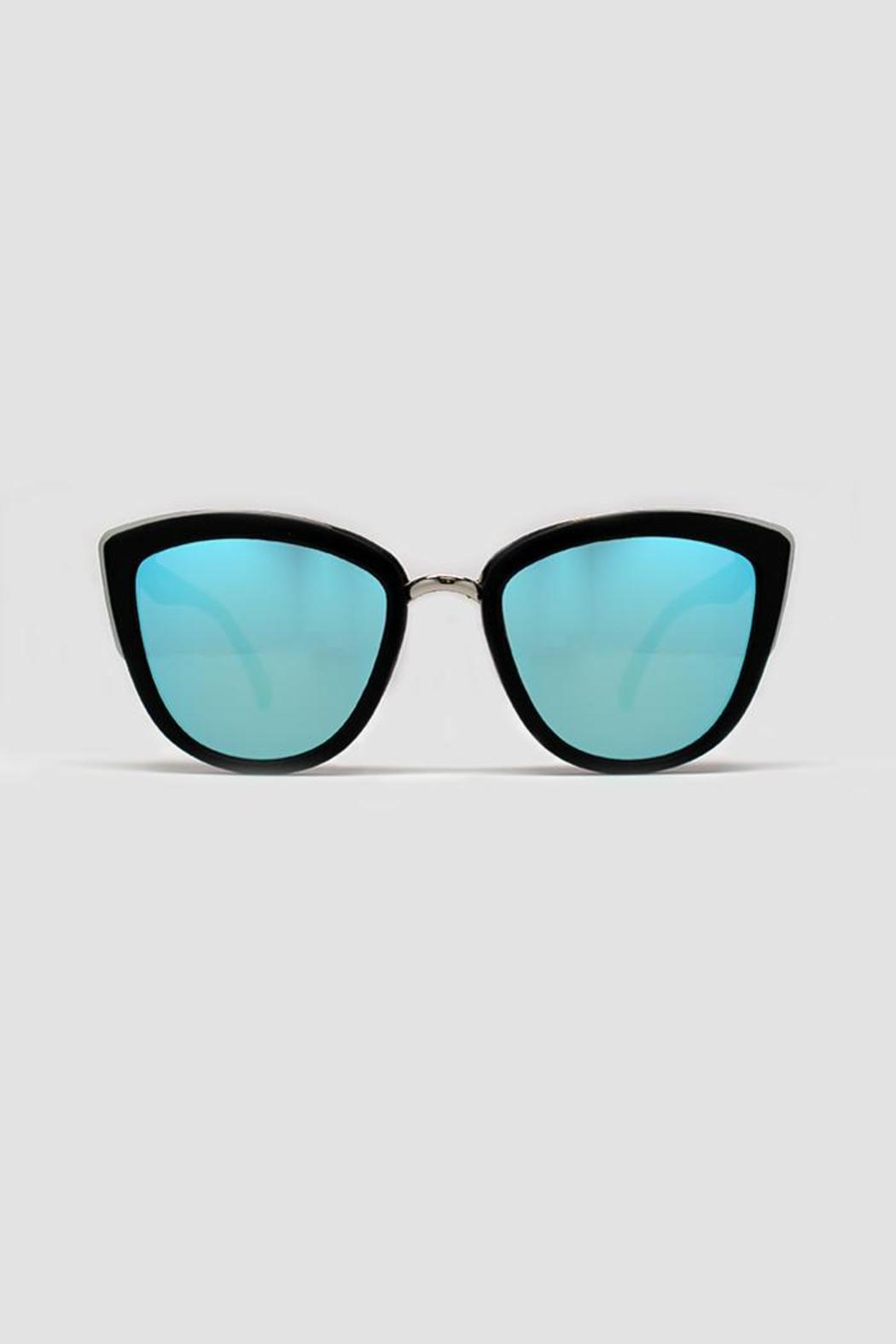 Quay Australia My Girl Sunglasses - Front Cropped Image