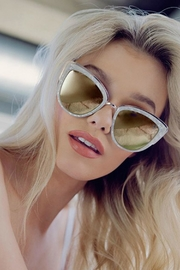 Quay Australia My Girl Sunnies - Side cropped