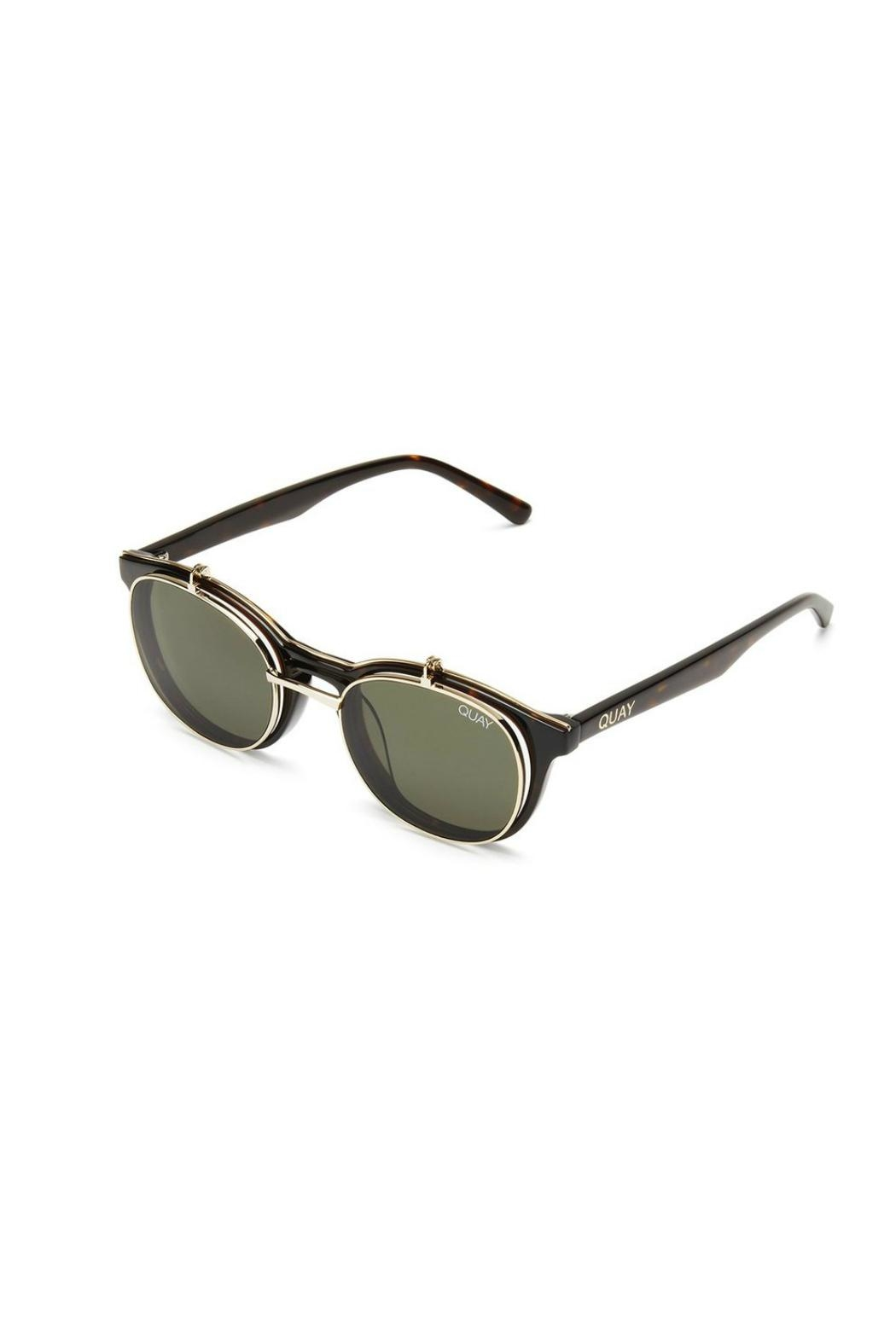 Quay Australia Penny Royal Sunnies - Side Cropped Image