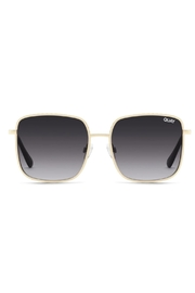 Quay Australia Real One Sunglasses - Front cropped
