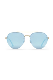 Quay Australia Somerset Aviator Sunnies - Front cropped