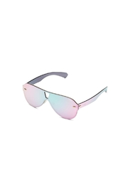 Quay Australia Stay Afloat Sunnies - Front full body